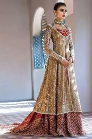 bridal wear bridal dresses colour combination 2018