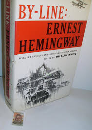 by line by hemingway abebooks