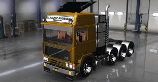 volvo commercial 2016 volvo f10 8 4 heavy transporter truck american truck simulator