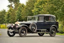 rolls royce sports car 1923 rolls royce silver ghost salamanca on auction news gallery