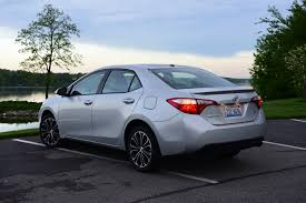 2016 toyota corolla review 2016 toyota corolla and entune infotainment review infotainment