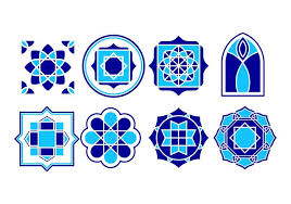 free islamic ornament vector free vector stock