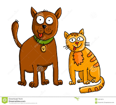 catdog cat dog clipart collection