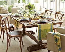 balustrade dining table rectangle williams sonoma