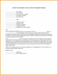 7 event planner cover letter cote divoire tennis