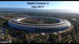 spaceship campus apple apple park apple campus 2 last creation of steve jobs july