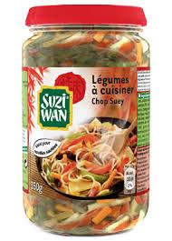 legume a cuisiner suzi wan chop suey