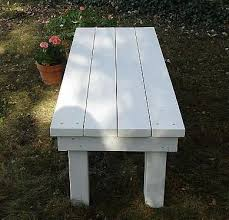 Outdoor Wooden Bench Plans To Build by 337 Best Diy Outdoor Furniture Images On Pinterest Garden
