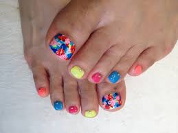 44 easy and cute toenail designs for summer u2013 cute diy projects