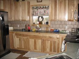 Staining Unfinished Oak Cabinets Kitchen Colours That Go With Pine Wood Dark Wood Cabinets