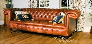 Small Leather Chesterfield Sofa Chesterfield Chatsworth Leather Sofa Uk Manufactured Traditional