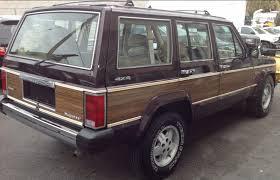new 4 door jeep truck 1990 jeep cherokee plow truck sport utility 4 door 4 0l