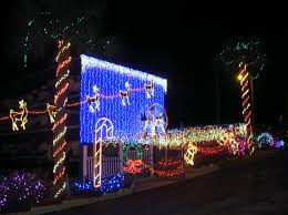 christmas displays best christmas light displays in florida 2016