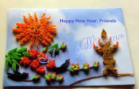 happy new year paper cards wahalatantiri happy new year
