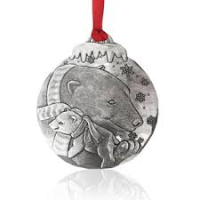 our peanut signature ornament wendell august