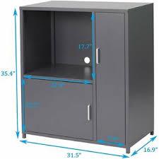 horizontal kitchen storage cabinets vilobos vilobos microwave cart oven rack baker stand kitchen