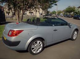 Renault Megane 1 6 Vvt Coupe Convertible In Marston Oxfordshire