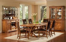 elegant dining room trestle table 35 on dining table set with