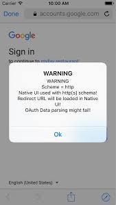 how to get back to app after google login u2014 xamarin forums
