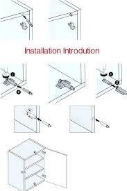 what size screws for cabinet hinges kitchen cabinet screws adjusting kitchens by foremost soft close