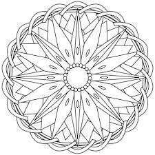symmetry coloring pages mandala coloring pages for adults sweet t makes three