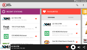 radioplayer canada android apps on google play