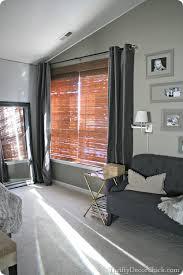 Sun Blocking Window Treatments - blocking the sun new drapes from thrifty decor