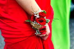 Red Rose Wrist Corsage Red Rose Wrist Corsage Stock Images Image 7014354