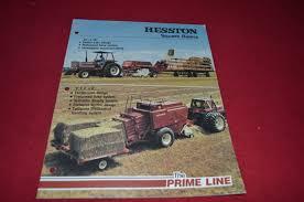 hesston 4600 4800 square baler dealer u0027s brochure dcpa2 u2022 13 49