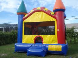 Backyard Bounce St Lucie Bounce House Rentals Deluxe Moonwalk For Rent Jumpers