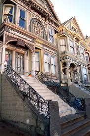 Les Belles Maisons Les Maisons Victoriennes De San Francisco