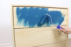 paint ikea dresser painting ikea dresser i did this indoors because i had to oops but