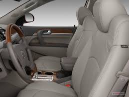 2012 buick enclave interior u s news u0026 world report