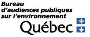 bureau d udes environnement bureau d audiences publiques sur l environnement formation du
