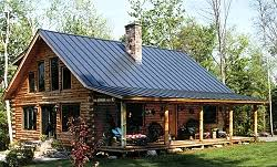 country home log and custom home builder in upstate new york and adirondacksny