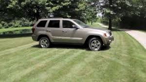 gold jeep cherokee 2005 jeep grand cherokee limited golden rule auto sales youtube