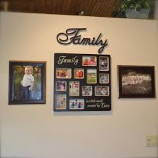 ideas for displaying photos on wall 50 cool ideas to display family photos on your walls architecture