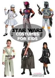 star wars costumes for kids everyday shortcuts