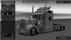 kenworth accessories kenworth w900 1 23 truck euro truck simulator 2 mods