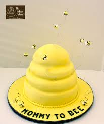 mommy to bee cake baby shower the hudson cakery