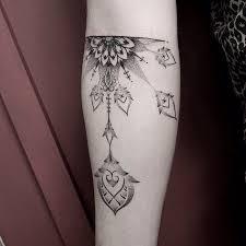 lovely mandala tattoomagz