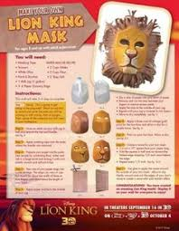lion king wrapping paper recipes and crafts for the lion king family ideas for