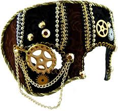 fancy masquerade masks steunk masquerade mask costumes and fancy dress accessories