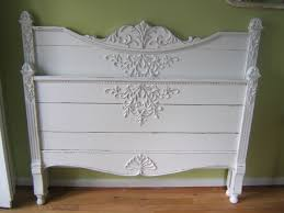 Shabby Chic Beds by Antique White Shabby Chic Full Bed Detroit By Karen Buttice