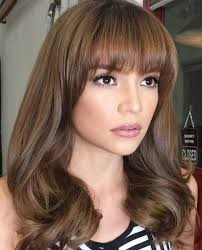 hair color for filipina woman four flattering hair colors for all skin tones pep ph