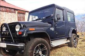modified mahindra jeep thar jeep car pictures