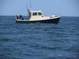 inshore charter boat maureen ann in onset ma