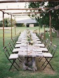 Backyard Wedding Setup Ideas Top 35 Summer Wedding Table Décor Ideas To Impress Your Guests
