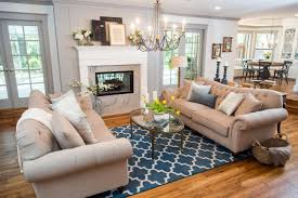 hgtv livingroom photos hgtv s fixer with chip and joanna gaines hgtv