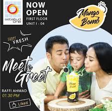 Mango Bomb mango bomb review dan harga minuman hits nagita slavina dan raffi ahmad